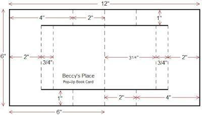 confetti flinger card template 123 best pop up tutorials images on diy cards