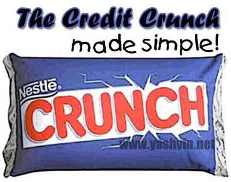 10 Reasons To The Credit Crunch by Guest Post The American Credit Crunch Crisis And