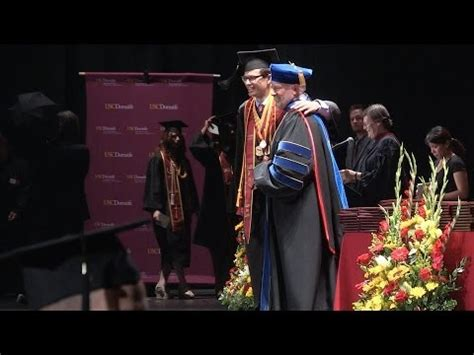 Usc Dds Mba by Commencement 2014 Archives Usc News