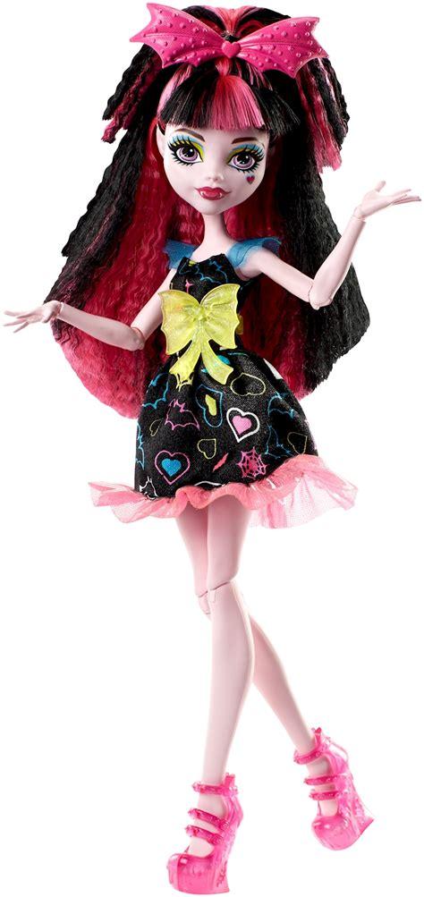 doll high high electrified draculaura doll shop