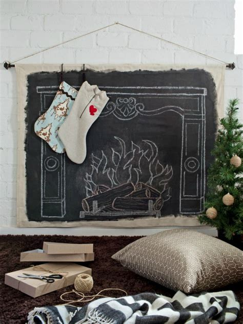 inexpensive or maybe just really holiday decor ideas for lazy people