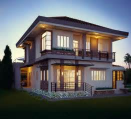 Veranda Design For Small House beautiful two story house with a balcony two double