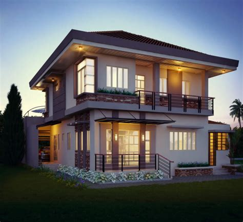 philippine 2 storey house designs two storey house design philippines house style ideas