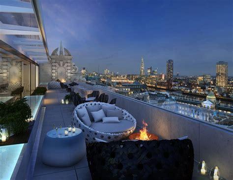 Radio Rooftop Bar at ME London   New Aldwych Cocktail Bar   DesignMyNight