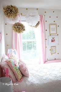 bedroom ideas room pink white gold decor bedroom