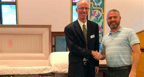 funeral home owner bill white jr wins october sich