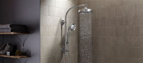 How To In The Shower For by Shower Columns Showering Bathroom Kohler