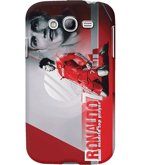 Casing Samsung Galaxy Grand 2 Real Madrid 2 Suit Custom Hardcase dailyobjects cristiano ronaldo real madrid for