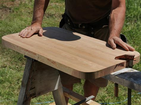 butcher build how to make a butcher block cutting board how tos diy