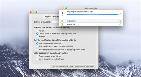 best unarchiver mac macpaw acquires unarchiver popular mac file extraction