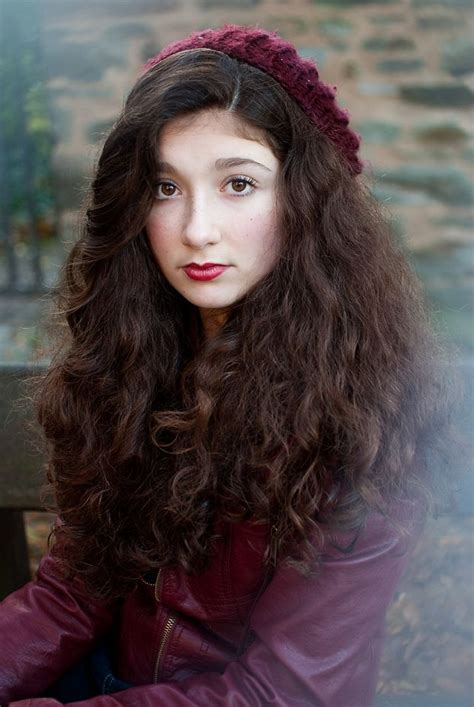 show me curly model pose hairstyles senior or teen portrait model pose idea winter outfit