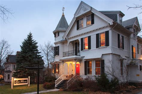 Bed And Breakfast In Vermont by Lang House On Burlington Vermont Bed And