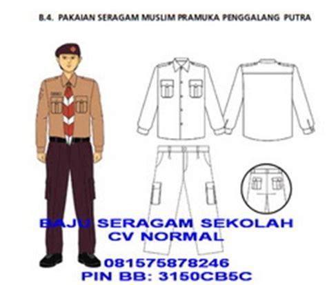 Baju Pramuka Siaga Lengan Pendek Seragam Sekolah No 6789 jual baju sekolah murah siap menerima pesanan pusat jual celana panjang bahan