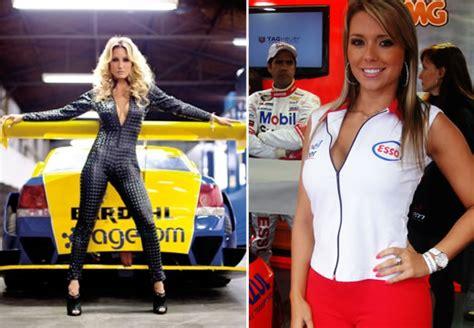 promotoras brasileras modelos promotoras stock car