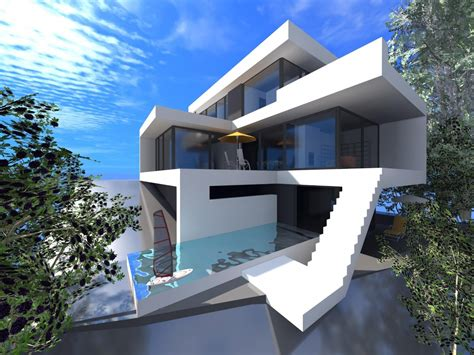 modern hill house designs modern house on hill modern house