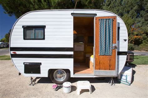vintage travel trailers for sale near me 2018 athelred com 5 vintage cers for sale right now curbed