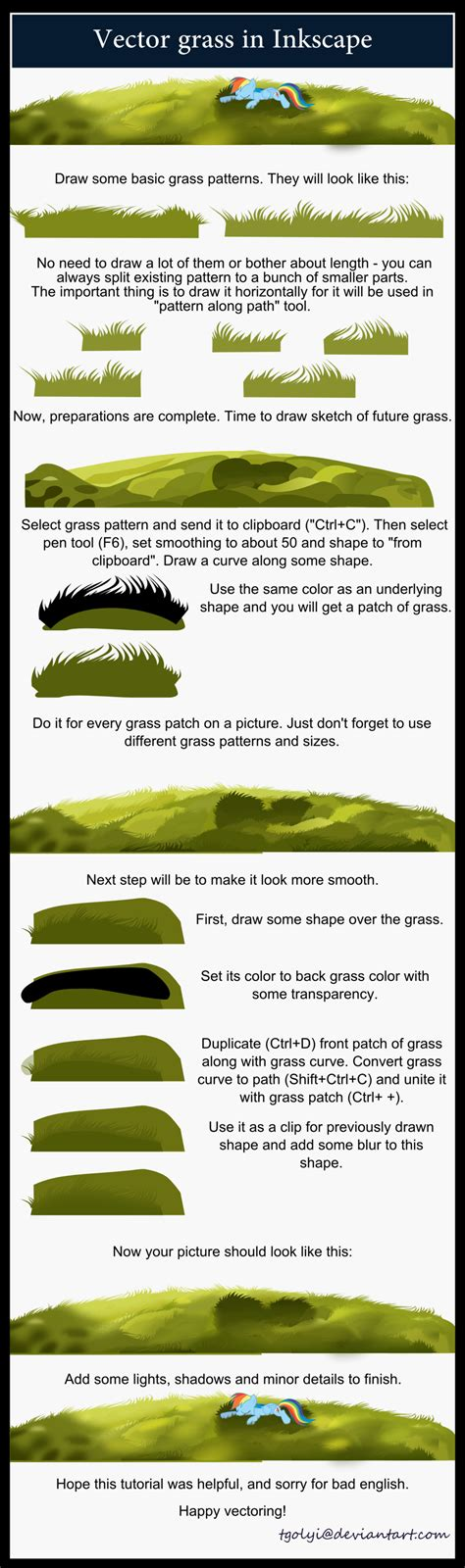 tutorial de xmind 2012 vector grass tutorial by tgolyi on deviantart