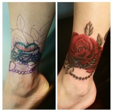 ankle tattoo cover up designs 808 best tatu dreamin images on cross tattoos