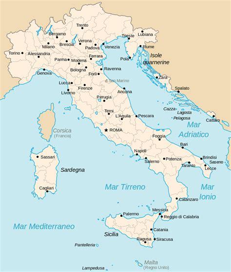 di italia evoluzione territoriale dell italia