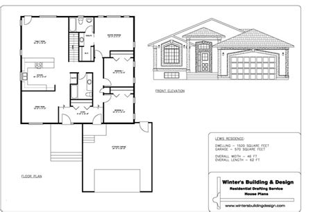 house plans drawings sle drawing set complete package house designs house