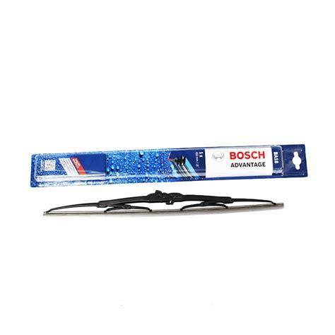 Wiper Mobil Bosch Advantage 16 02958 jual bosch advantage wiper blade for isuzu panther kapsul r 22 l 16 harga