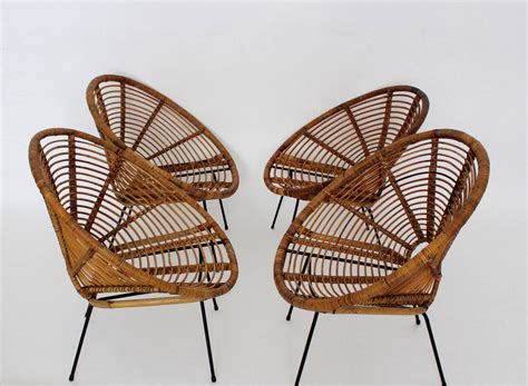 rattan recliners for sale rattan chairs riviera style france 1950s for sale at 1stdibs