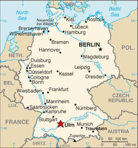 map of ulm germany list of popes image ulm germany