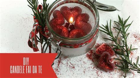 candele fai da te tutorial diy candele fai da te fillyourhomewithlove
