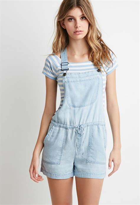 Fox Denim Overall Romper 55 best rompers jumpers images on