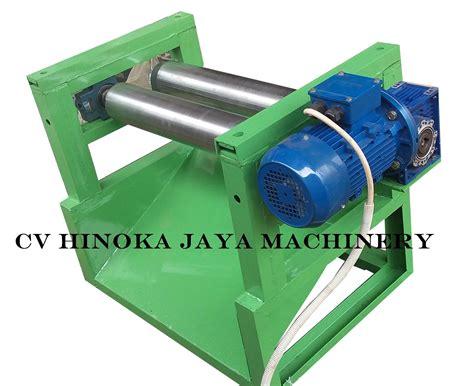 Mesin Las Rol jual mesin roll karet mangel karet harga murah bekasi oleh