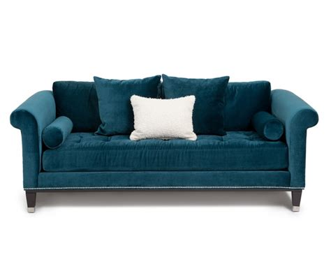 peacock velvet sofa 17 best images about sofas on peacocks one