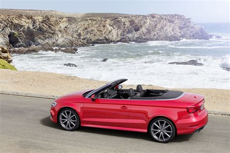 Audi Cabriolet A3 by Tarifs Audi A3 Cabriolet 2016