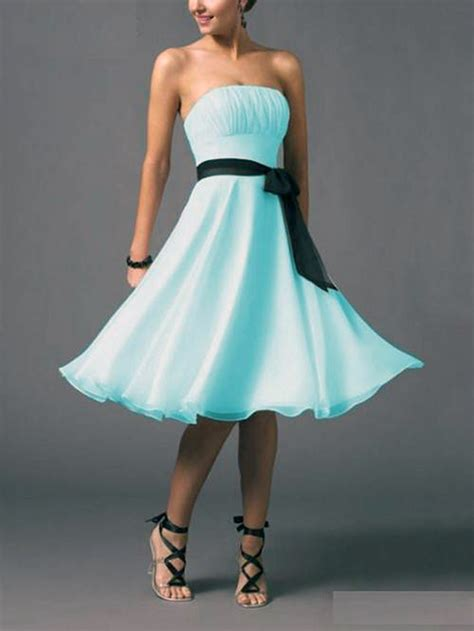 Short Light Blue Dress by Light Blue Prom Dresses Short Inofashionstyle Com