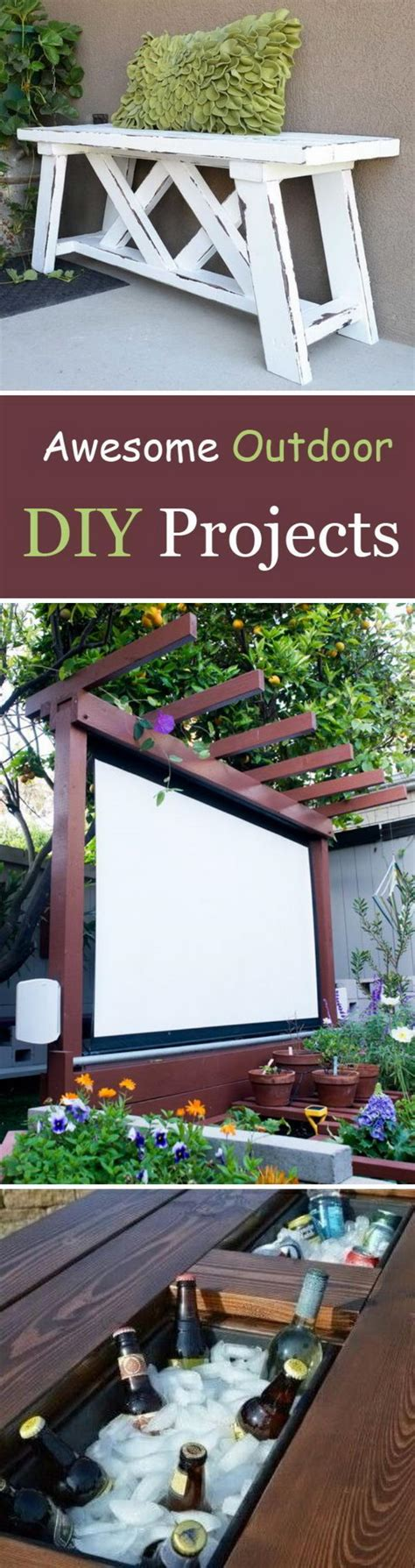 epic diy projects 20 awesome outdoor diy projects