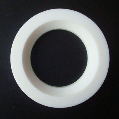 Gasket Teflon ptfe v ring seal plastic flat gasket heat resistant gasket
