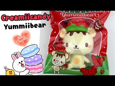 Squishy Strawberry By Yummiibear strawberry yummiibear mascot squishy