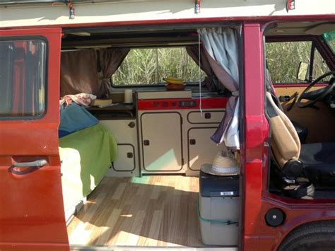 Power Awning Rv Vw T3 Campers Rental And Hire Malaga Spain