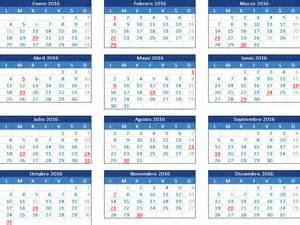 Calendario Fiscal 2015 Calendario Fiscal 2016 Para Pymes Y Aut 243 Nomos Billin