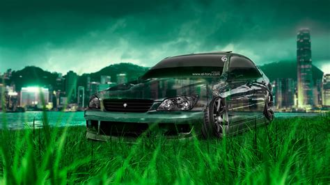 altezza car 2014 toyota altezza jdm tuning nature city car 2014