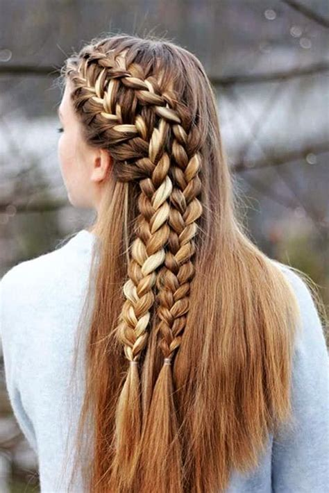 63 amazing braid hairstyles for party and holidays braid