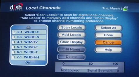 Search Ota Digital To how to add local hdtv channels to your dish network lineup bigpicturebigsound