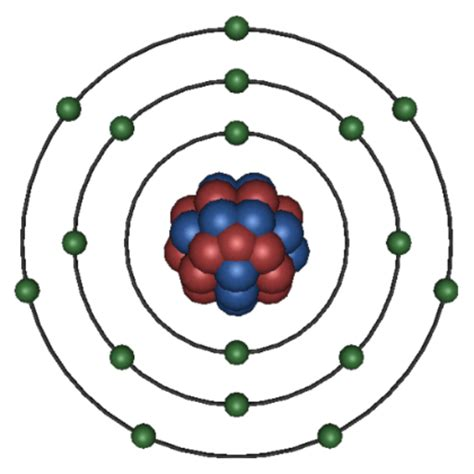 chlorine bohr diagram gallery for gt chlorine bohr model 3d