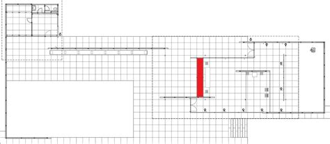 Barcelona Pavilion Floor Plan Architecture And Of The Other Phantom Mies As Rendered