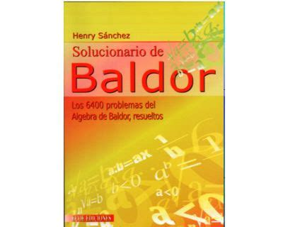 libro de algebra descargar libro algebra de baldor en pdf archivo libre
