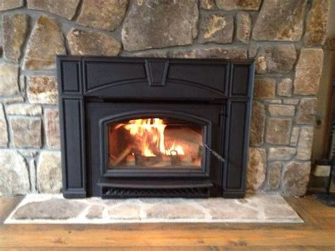 Quadrafire Fireplace by This Is The Quadra Voyageur Grand Wood Burning