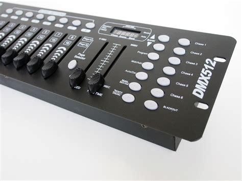 Mixer Lighting Dmx 512 192 channel dj lighting dmx 512 controller mixing desk