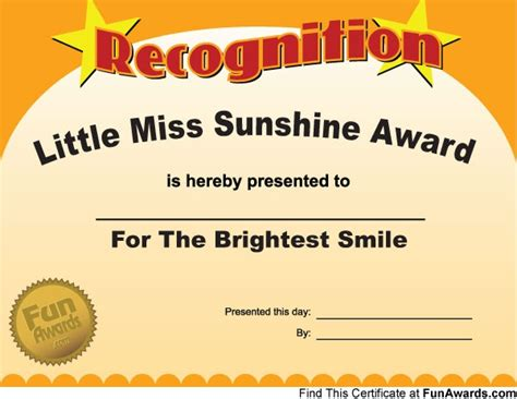 Free Silly Card Templates by 25 Best Employee Awards Ideas On