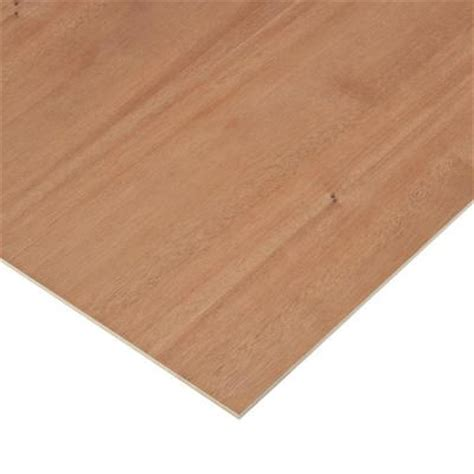 columbia forest products 1 4 in x 2 ft x 4 ft purebond