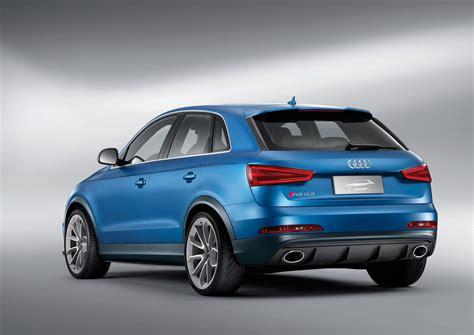 Audi Q Rs 3 by Audi Rs Q3
