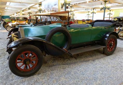 Lancia Epsilon Lancia Epsilon Italienischer Oldtimer Baujahr 1912 4